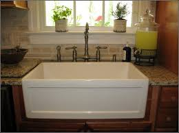 Drop In Farmhouse Sink White by Drop In Farm Sinks For Kitchens Best Sink Decoration