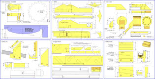 woodworking plans for toy barn