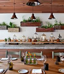 Kitchen Decorating Ideas With Herbs 44