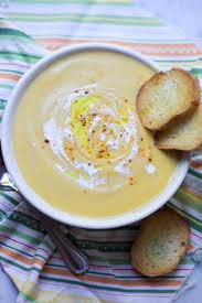Spicy Pumpkin Butternut Squash Soup by Butternut Squash Soup