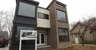 100 House Built From Shipping Containers Built Of Shipping Containers Goes Up In Royal Oak
