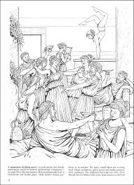 Ancient Greece Coloring Pages