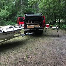 Carolina Skiff – Truck Camping In A National Forest And Surrounded ... House Truck Bed Storage For Camping Carpenter Ideas Boxes World Diy How I Built My Platform Super Easy Youtube Nissan Titan Camper Basic Pickup Tiny Alternatives Vans And Travel Trailers To Inspire Your Design Best Setup Tent Campers Roof Top Tents Or What Sportz Compact Short Napier Enterprises 57044 Expedition Tray Pullout Nuthouse Industries Truck Camping Our Old Buddy Butch Michaelsen Visits From Eastern Gear List Of 17 Essential Items Lifetime Trek Tacoma Beautiful Lb Storagecarpet Kit Full Size Image