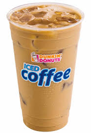 Pumpkin Iced Coffee Dunkin Donuts 2017 by Dunkin Donuts The Primal Yogi