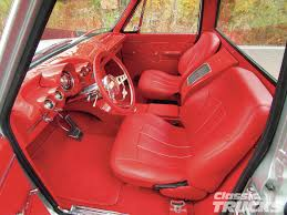 Chevy Truck Bucket Seats New 1968 C10 Stepside Custom Interior Red ... 55 Chevy Truckmrshevys Seat Youtube S10 Bench Seat Mpfcom Almirah Beds Wardrobes And Fniture Pickup Trucks With Leather Seats Trending Custom 1957 Amazoncom Covercraft Ss3437pcch Seatsaver Front Row Fit Suburban Jim Carter Truck Parts Bucket Foambuns 196768 Ford 196970 Gmc Foam Cushion Covers Beautiful News Upholstery Options Tmi 4772958801 Mustang Sport Ii Proseries Pictures Of Our Silverado Supertruck