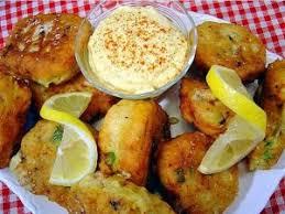 West Indies Fish Cakes
