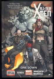 BENDIS BRIAN MICHAEL IMMONEN STUART AND OTHERS All New X Men