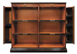 Decorating Bookshelves Without Books by Barrister Bookcases You U0027ll Love Wayfair