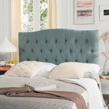 King Size Headboard Ikea by Customize King Tufted Headboard Elegance Laluz Nyc Home Design