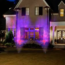 Outdoor Halloween Decorations Walmart by Halloween Outdoor Lighting Sacharoff Decoration
