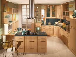 Amazing Best Of Kitchen Tile Floor Ideas With Light Wood Cabinets And Also Recent Dining Chair