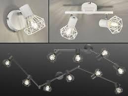industriedesign spots draht lenschirm fürs wohnzimmer