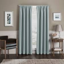 Bed Bath Beyond Blackout Shades by Buy Blue Blackout Curtains From Bed Bath U0026 Beyond