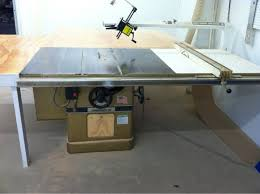 Sawstop Cabinet Saw Outfeed Table by Setting Up Sawstop Outfeed Incra Router Fence Finish Carpentry