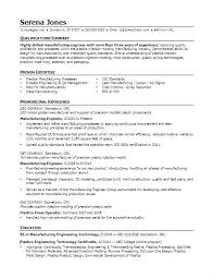 Resume Objective For Manufacturing Sample Objectives Best Insurance