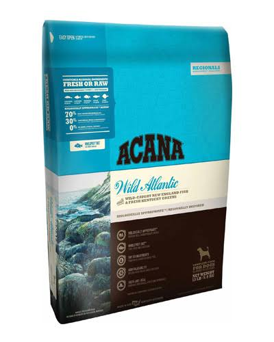 ACANA Regionals Wild Atlantic Dry Dog Food, 25 lbs