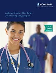 100 Denise Rosselli Jefferson Health New Jersey 2018 Annual Nursing Report Pages