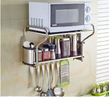 Microwave Wall Mount Shelves – BestMicrowave