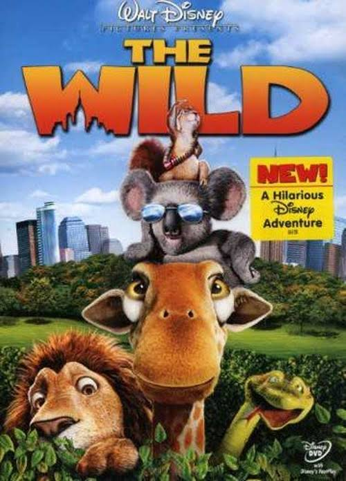Walt Disney: The Wild DVD