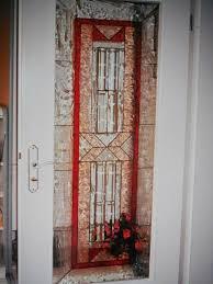 glaseinsatz für wohnzimmertür wintergarten oder schrank