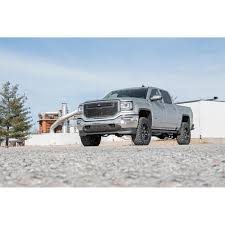 Rough Country 70158 Sierra 1500 Grille Mesh With 30