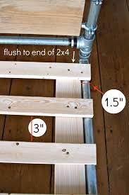 97 best loft bunk bed images on pinterest woodwork 3 4 beds and