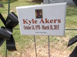 """Anthony """"Kyle"""" Akers 1978 2015 Find A Grave Memorial"""