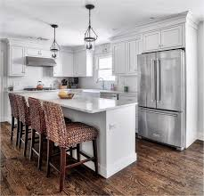 Small Kitchen Designs With Island L Shaped Small Kitchen Designs With Island Novocom Top
