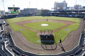 After Long Wait, Time To Turn On Lights At Dunkin' Donuts Park For ... Hartford Yard Goats Dunkin Donuts Park Our Observations So Far Wiffle Ball Fieldstadium Bagacom Youtube Backyard Seball Field Daddy Made This For Logans Sports Themed Reynolds Field Baseball Seven Bizarre Ballpark Features From History That Youll Lets Play Part 33 But Wait Theres More After Long Time To Turn On Lights At For Ripken Hartfords New Delivers Courant Pinterest