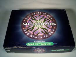 Who Wants To Be A Millionaire Trivia Card Board Game 12 Adult