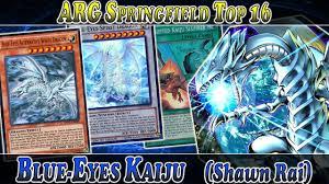 Top Ten Yugioh Decks 2017 by Blue Eyes Kaiju Arg Springfield Top 16 Shawn Rai Yugioh Deck