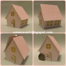 Paper Candle Houses