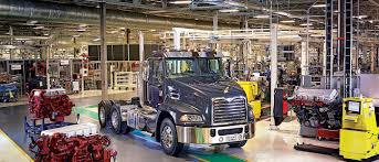 100 Mack Trucks Macungie Facilities