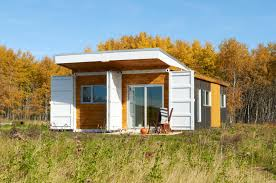 100 Modern Homes Calgary Huts Custom Shipping Container AB