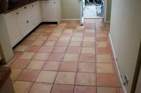 terracotta quarry floor tiles quarry floor cleaned and sealed