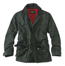 Orvis Men s Gleason Waxed Jacket at Amazon Men s Clothing store