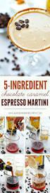 Kahlua Pumpkin Spice Martini by 5 Ingredient Chocolate Caramel Espresso Martini