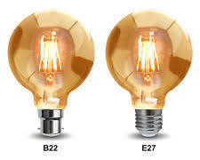 industrial dimmable warm white edison led bulb vintage light l