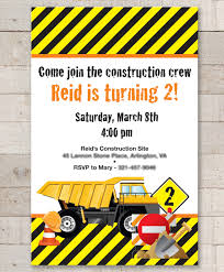 Construction Birthday Invitations – Construction Birthday ... Mud Trifle And A Dump Truck Birthday Cake Design Parenting Diy Awesome Party Ideas Pinterest Truck Train Cookies Firetruck Dump Kids Cassie Craves Dirt In Cstruction With Free Printable Shirt Black Personalized Stay At Homeista Invitations Dolanpedia The Mamminas A Garbage Ideal For Anthonys Our Cone Zone