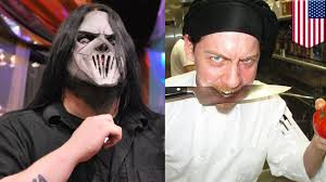 Slipknot Halloween Masks 2015 by Slipknot U0027s Mick Thompson Stabbed In The Head By Brother Youtube