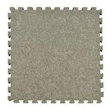 padding attached carpet tile carpet carpet tile the home depot
