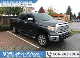 Used Toyota Tundra For Sale Vancouver, BC - CarGurus Preowned 2012 Toyota Tundra 2wd Truck Grade Crew Cab Pickup In Certified 2016 4wd Ltd 4x4 Marietta Euless Used At Atlanta Luxury Motors Serving Metro 2017 Sr5 Escondido 53858a Acura Review Dated Disrupter Consumer Reports 2015 For Sale Indianapolis In Austin 2007 4x4 Double 57l V8 2019 New Platinum Crewmax 55 Bed