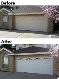 New Garage Door Windows