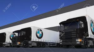 Freight Semi Trucks With BMW Logo Loading Or Unloading At Warehouse ... Bmw X3 Model Trucks Hobbydb Diesel Car Sales Negligible In January And Suvs Fare Better Archives Leccar Bmw X5 Reviews 2015 2014 Xdrive35d Test Review Electric Trucks For Group Plant Munich 100 Electric Clean And 2008 X6 European Pickup Awesome Used 2 0d High Exec Turbo Stuk E30 Bmw Truck By Mrhonda On Deviantart Cars For Sale Davie Near Me Euro Truck Simulator Download Ets Mods Is First To Deploy An 40ton Roads