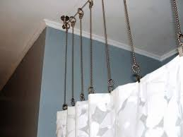 Magnetic Curtain Rods Bed Bath And Beyond by L Shaped Shower Curtain Rod Brushed Nickel This Item Is Perfect