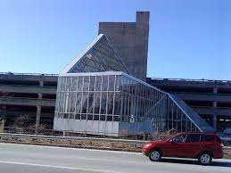 File Glass pyramid at Alewife Station Wikimedia mons