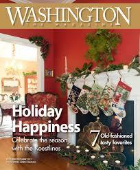 Mona Shores Tallest Singing Christmas Tree by Washington The Magazine By Washington Daily News Issuu