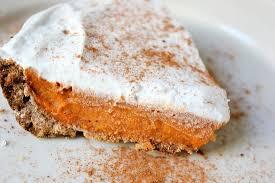 Oh She Glows Pumpkin Pie Oatmeal by Vegan Sweet Potato Pie Recipe Popsugar Fitness