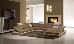 canape angle en cuir canapé d angle panoramique 7 places design en cuir italien candice