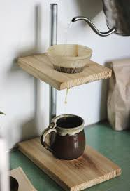 DIY Pour Over Coffee Stand Themerrythought